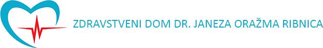 Zdravstveni dom dr. Janeza Oražma Ribnica Logo